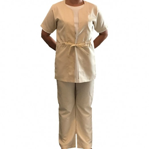 MJ Beige Maids Uniform 200 (S - XL)
