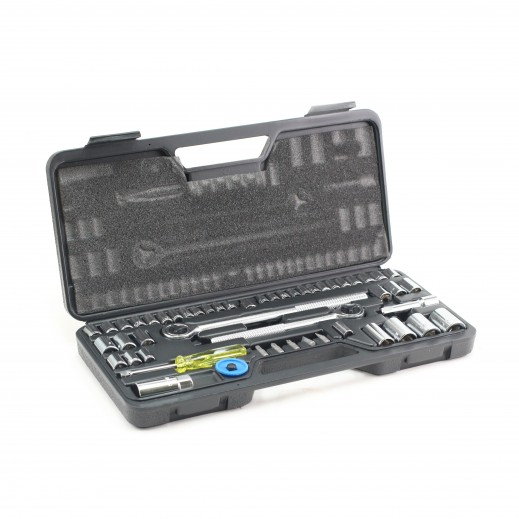 Shopcraft Socket Wrench set 52 Pcs