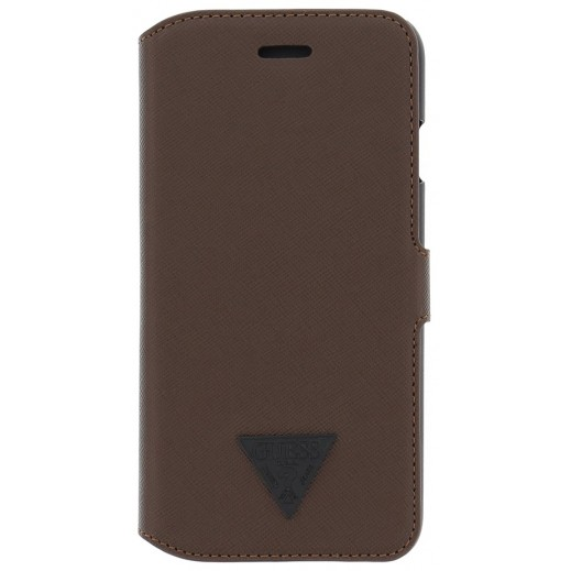 Guess Booktype Case For iphone 6  Brown