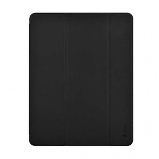 "Devia Folio Case with Pencil holder for Apple iPad Air 3 10.5"" (2019) - Black"