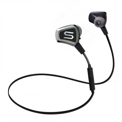 Soul Impact Wireless In-Ear Earphones – Black
