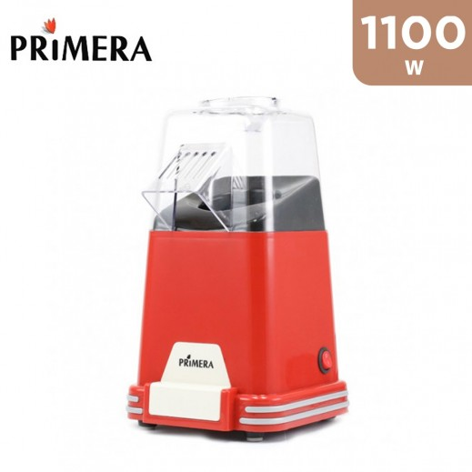 Primera Pop Corn Maker 1100 W Red