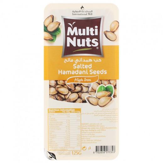 Multinuts Salted Hamadani Seeds 125g