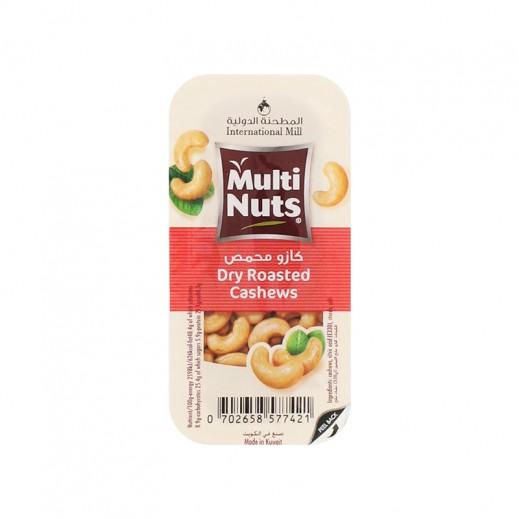 Multinuts Dry Roasted Cashews 20g