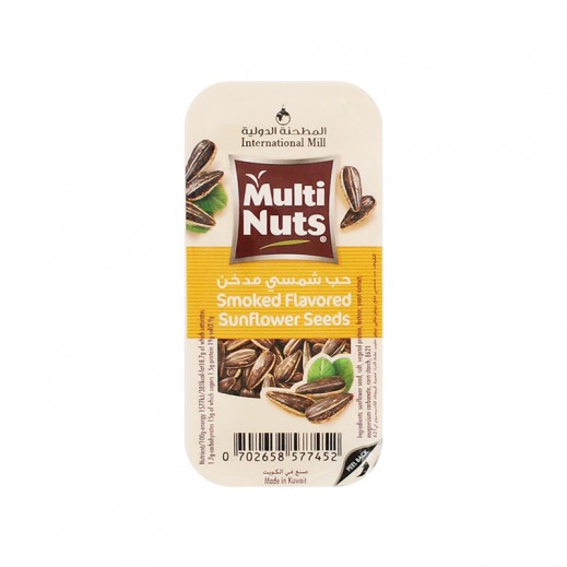 Multinuts Smoked Flavored Sunflower Seeds 12g