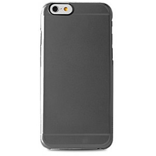 Puro Ultra Slim Crystal Cover For Iphone 6 Black