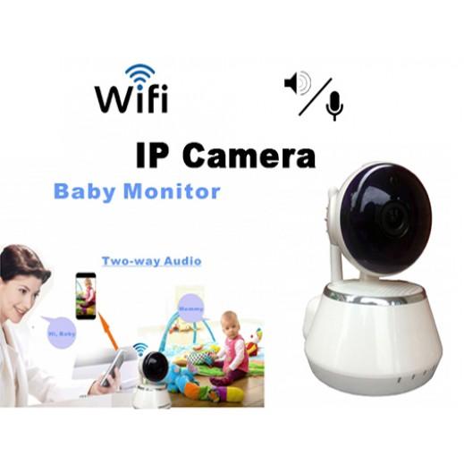 NHE Mini Baby 2 Way Audio IP Camera – White