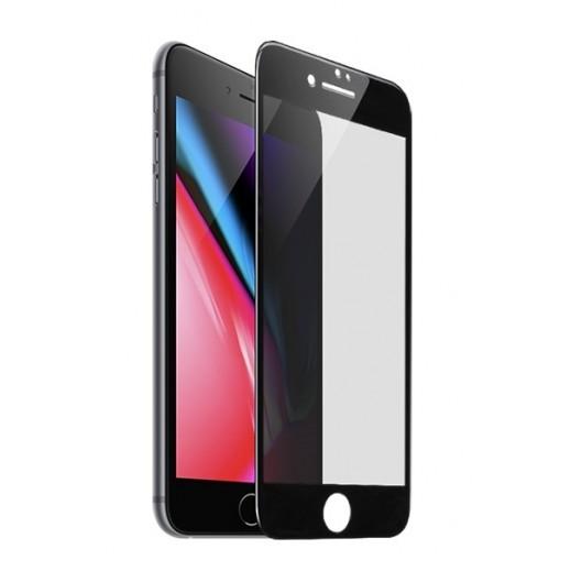 Hoco Anti- Spy Privacy 3D Glass iPhone 7 / 8 Plus- Black
