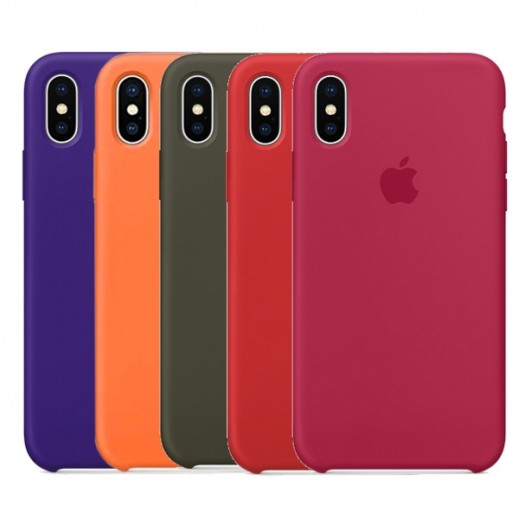 Apple iPhone X /XS Silicone Case