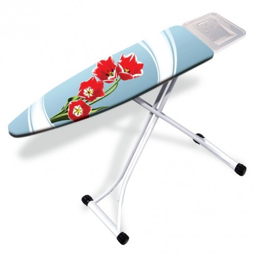 Premium Care Iron Table + Ironing Board Cover Free