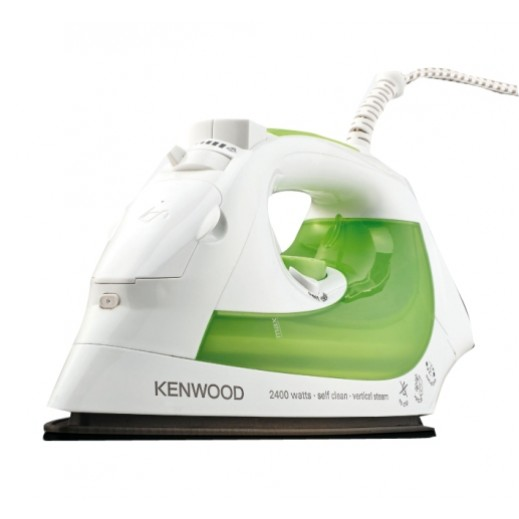 Kenwood 2400 W Steam Iron - Green