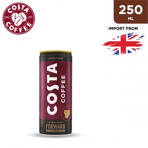 Costa Coffee Ready To Drink Americano 250 ml