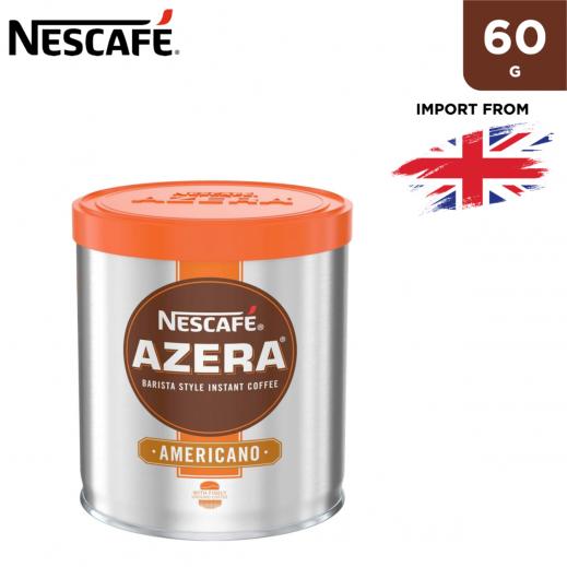 Nescafe Azera Americano Instant Coffee Tub 60 g