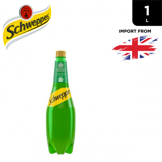 Schweppes Canada Dry Ginger Ale 1 L