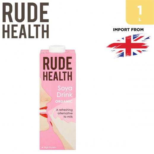 Rude Health Organic Soya Drink 1 L