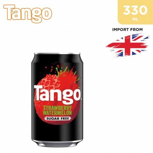 Tango Strawberry & Watermelon Drink Can 330 ml