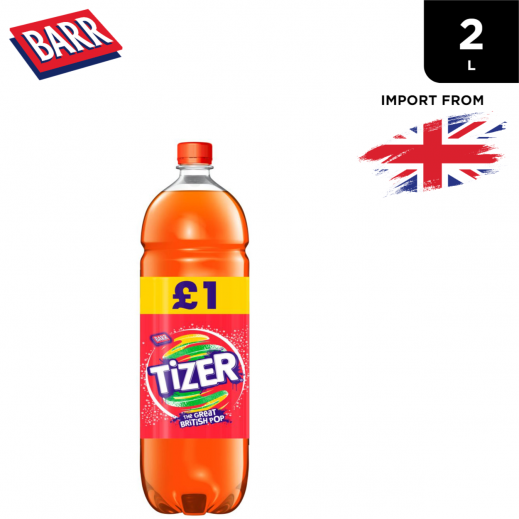 Barr Tizer Drink Bottle 2 L