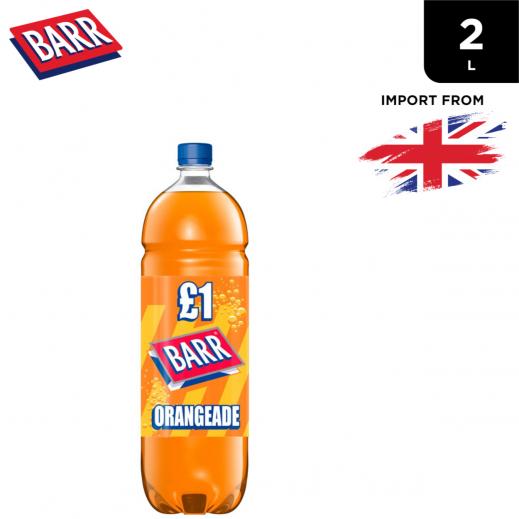 Barr Orangeade Drink Bottle 2 L