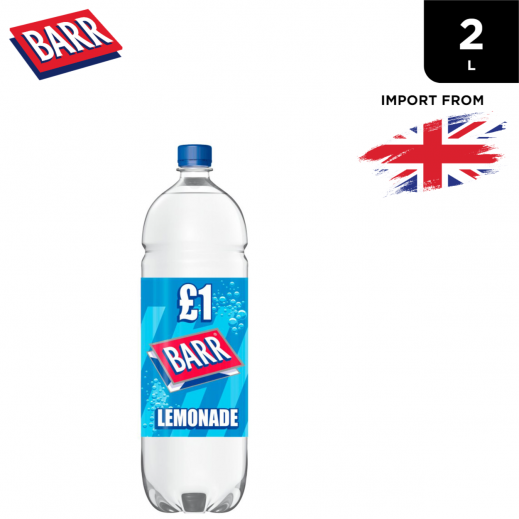 Barr Lemonade Drink Bottle 2 L