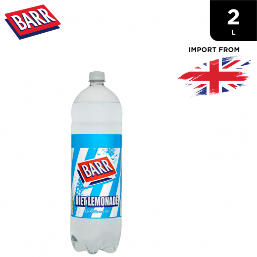 Barr Diet Lemonade Drink Bottle 2 L