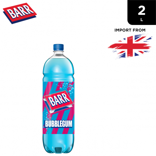 Barr Bubblegum Drink Bottle 2 L