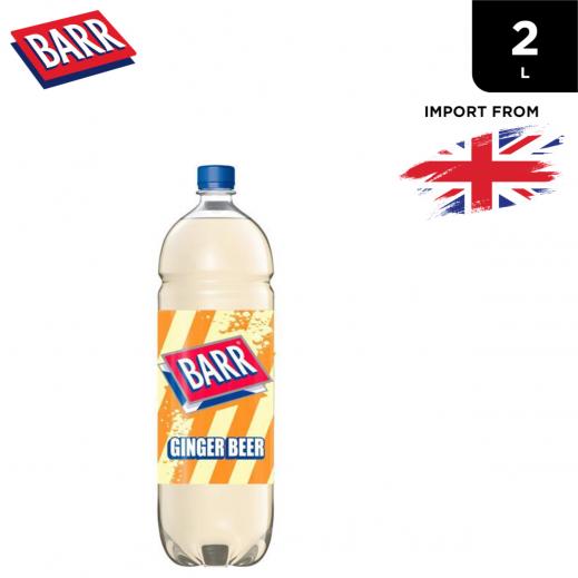 Barr Ginger Beer Drink Bottle 2 L