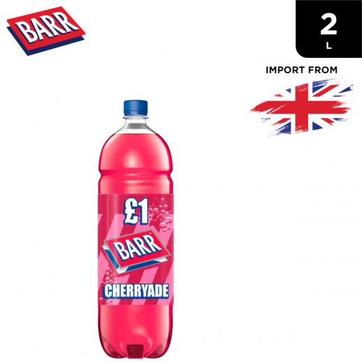 Barr Cherryade Drink Bottle 2 L