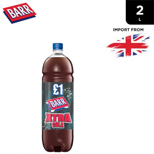 Barr Xtra Cola Drink Bottle 2 L