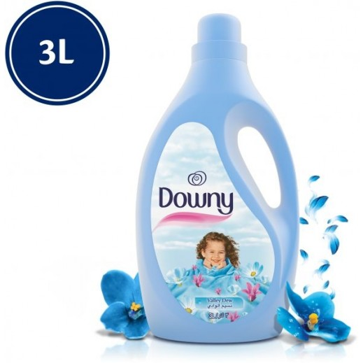Downy Fabric Softener Valley Dew 3 L