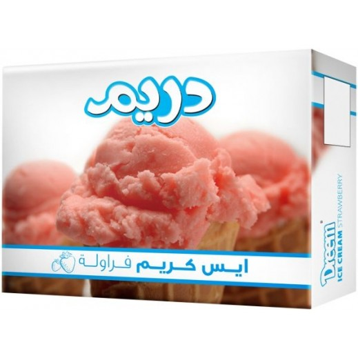 Dreem Ice Cream Powder Strawberry 80 g