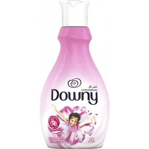 Downy Concentrate Fabric Softener Floral Breeze 1.5 L