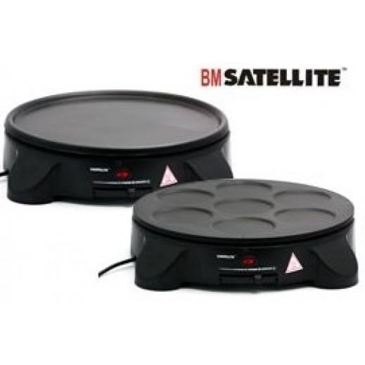 BM Satellite 2 in 1 Crepe Maker