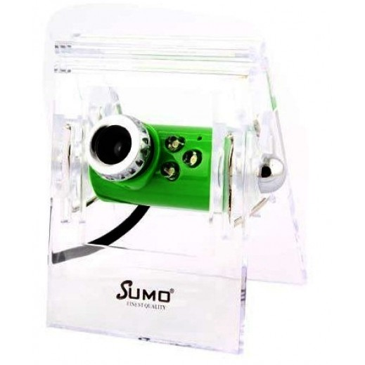 Sumo Computer Webcam SM-15 Asstd Color