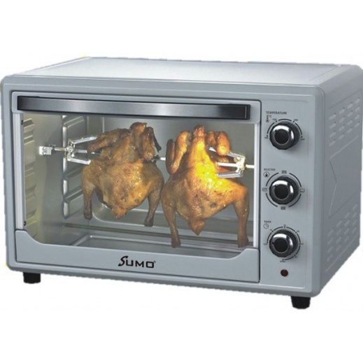 Sumo 48L Electric Oven with Rotisserie - 2000w