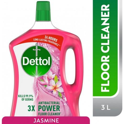 Dettol Disinfectant All Purpose Cleaner Jasmine 3 L