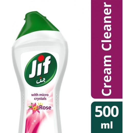 Jif Cream Cleaner Rose 500 ml