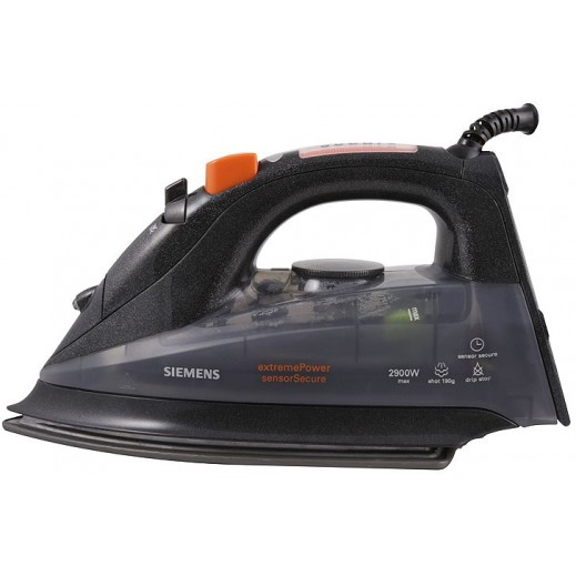 Siemens 2900 W Steam Iron - Black