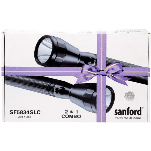 Sanford SF5834SLC Torch 2in1 Promotion Pack