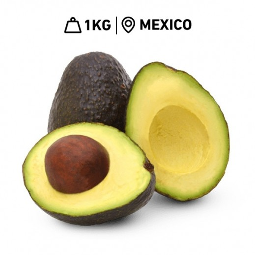 Fresh Mexican Avocados (1 kg Approx.)