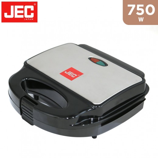 JEC 700W 2 Slice Grill Maker - White