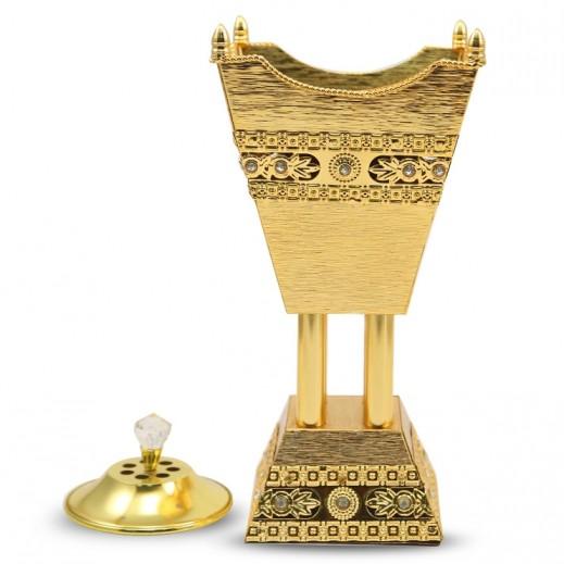 Bakhoor Burner Gold Large