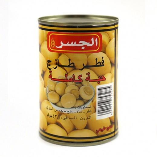 Al Jisr Mushrooms Whole 425 g
