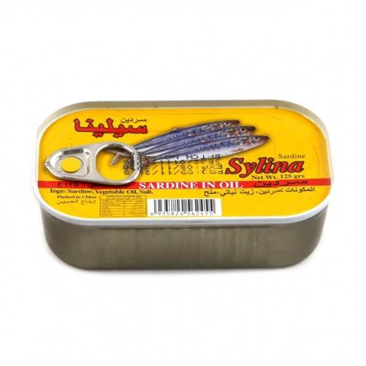 Sylina Sardines 125 g