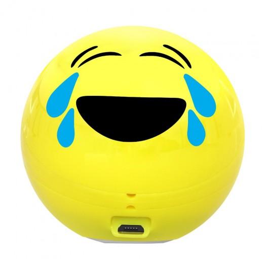 Promate JOYFULJAZZ Bluetooth Emoji Speaker – Yellow