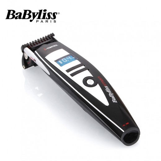 Babyliss Electronic Trimmer With Shaving Head E877SDE