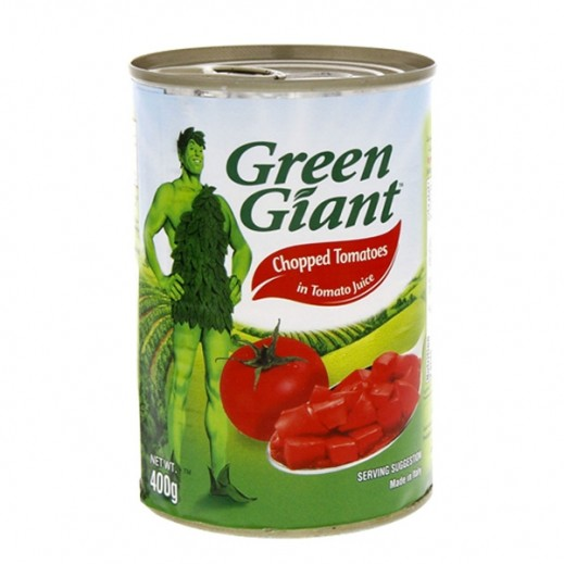 Green Giant Chopped Tomatoes 400 g