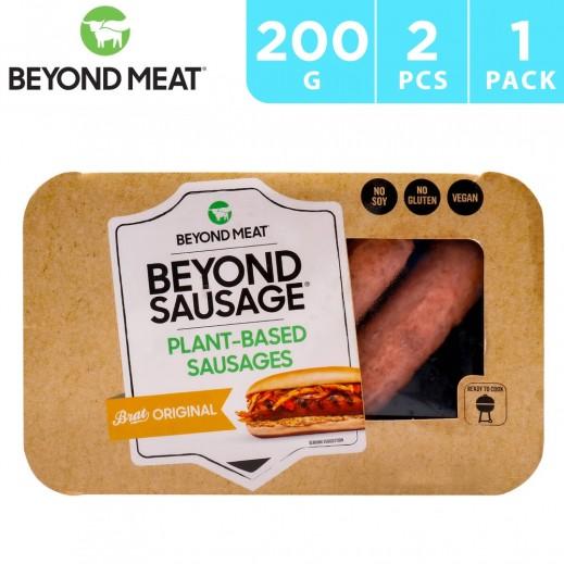 Beyond Meat Gluten Free Beyond Sausage Original Plant Based Sausage 200 g