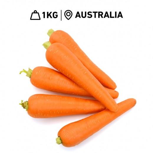 Fresh Australian Carrots (1 kg Approx.)