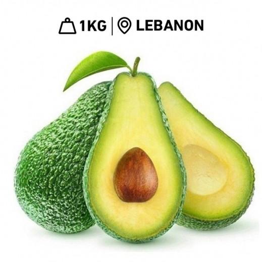 Fresh Lebanese Avocados (1 kg Approx.)
