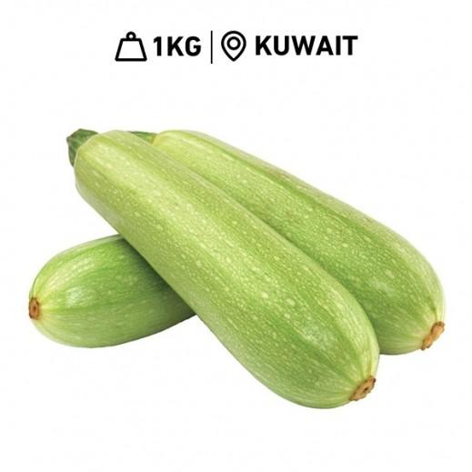 Fresh Kuwaiti Zucchini (Koosa) (1 kg Approx)